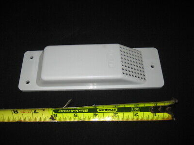 Shipping Cargo Container Vent - Gray With Seal Gasket