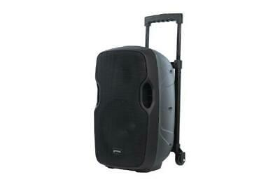 "Gemini AS-10TOGO Portable PA speaker system (10"" Active battery-powered lou"