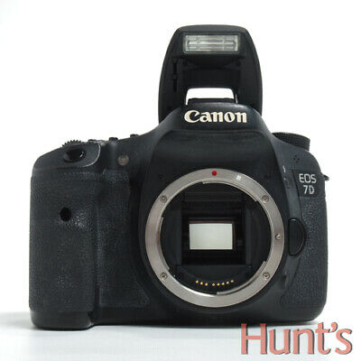 Canon Eos 7D 18.0 Mp Aps-C Slr Digital Camera Body Only
