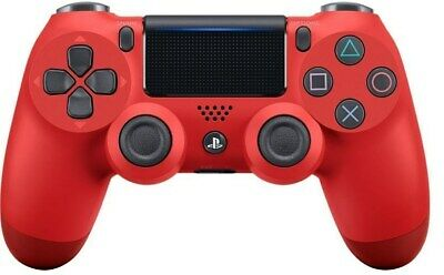 Sony PS4 Dualshock 4 Controller Wireless per PLAYSTATION 4 - Magma Rosso
