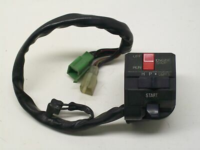 RIGHT LIGHTS SWITCH FOR KAWASAKI ZZR 600 FROM 1992 (e27896)
