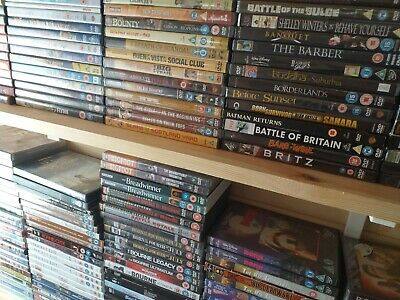 Dvd Sale! All Dvds £1.99 Brilliant Titles - Multi  Discount And Freepost!