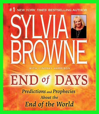 📔End of Days: Predictions and Prophecies About the End of the World📔🔥