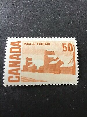 Canada #465a 50c Summer Stores MNH