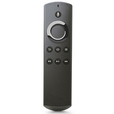 Remote Control DR49WK B for Amazon Fire TV Stick with Alexa 2nd Gen Voice