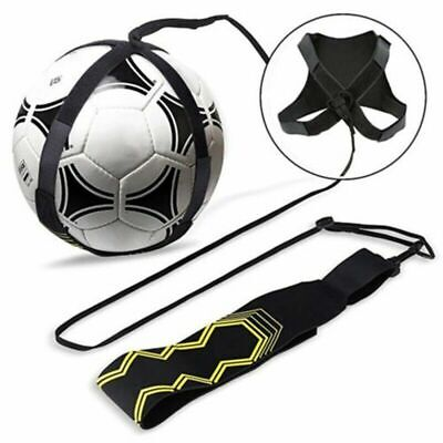 Kick Football Soccer Trainer Training Equipment Aid Practice Sport Kids Adults
