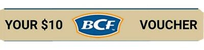 $10 BCF Gift Voucher (Fast Email Delivery)