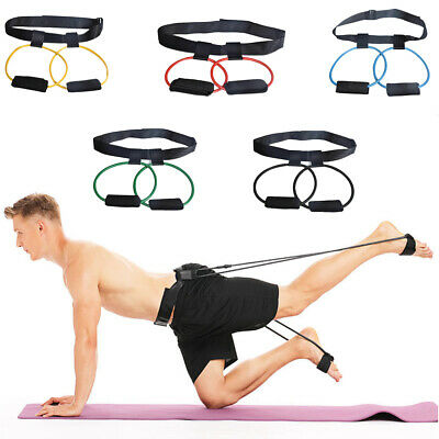 Fitness Booty Bands Set Resistance Bands for Butt Legs Muscle Body