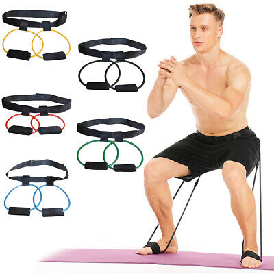 Fitness Booty Bands Set Resistance Bands for Butt Legs Muscle Body USA
