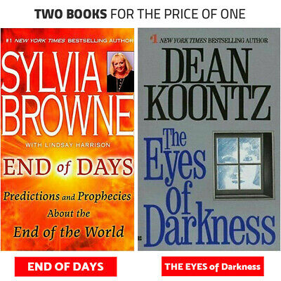 The Eyes of Darkness by Dean Koontz / 1981 / PDF + End of Days