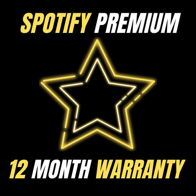 Spotify Premium 12 Months Old Existing Or New Account Automatic