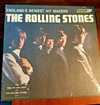 UPRGRADE Rolling Stones LL 3375 Mono VG+ COVER ONLY England's Newest Hit 1964