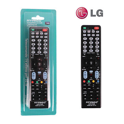 Telecomando universale per tutte le TV LG Lcd Led Smart TV 3D