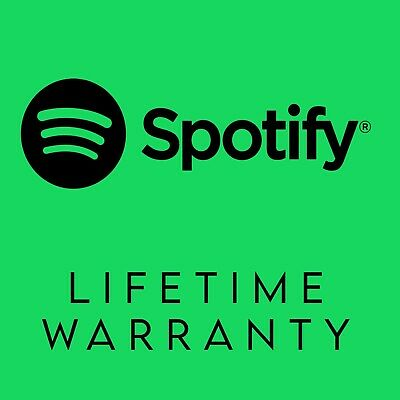 Spotify(&MORE) +Premium Upgrade | Lifetime | New + Existing Account *FAST DELIV*