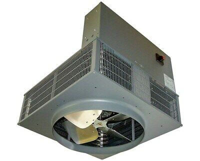 TPI Corporation 2600 Series 5 kW Downflow Heater with 480 V, 3 Phase Motor