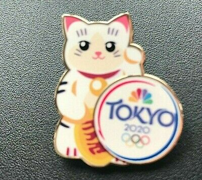 Olympic Pin from NBC Direct for 2020 Olympic Games in TOKYO
