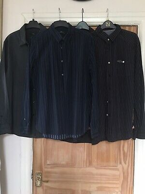 Mens Designer Shirts Job Lot Size Large