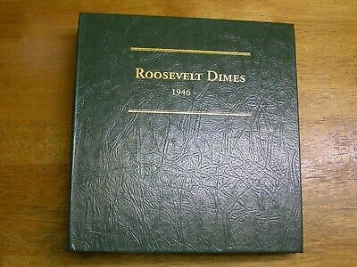 Album For US Roosevelt Dimes 2013 Date Littleton New LCA77 Archival Quality Free