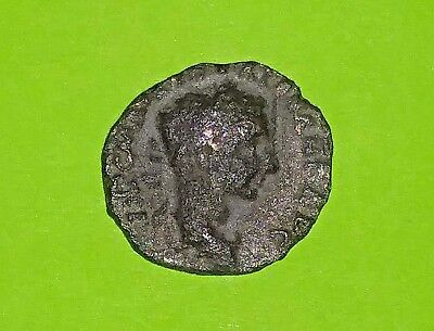 Severus Alexander 221 AD ancient ROMAN SILVER COIN liberty Libertas old treasure