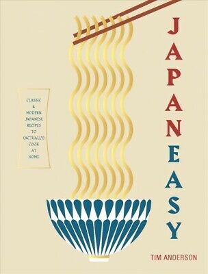 Japaneasy, Hardcover by Anderson, Tim; Edwards, Laura (PHT), Brand New, Free ...