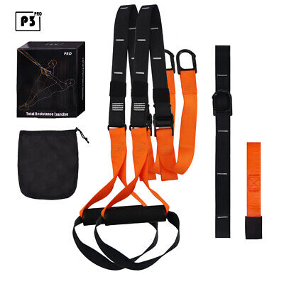 Ayleid Resistance Straps Trainer Bundle Complete BodyWeight Training Kit New