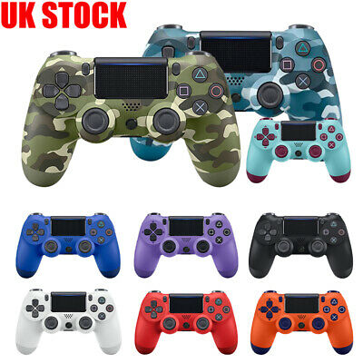 PS4 DualShock 4 Wireless Controller for Sony PlayStation 4 Bluetooth Gamepad UK