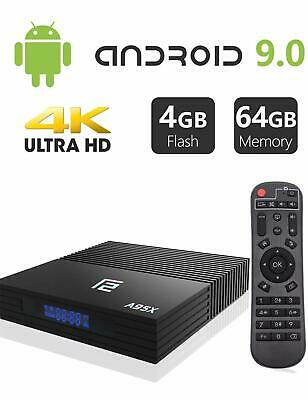 TUREWELL F2 Android 9.0 TV Box Amlogic S905X2 Quad-core 4GB 64GB BT4.2