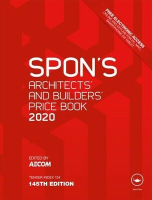 Spons Architects & Builders Price Book 2