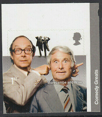 GB 2015 COMEDY GREATS MORECAMBE & WISE S/A 1st CLASS BOOKLET STAMP MNH From PM47