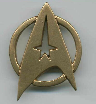 Star Trek The Motion Picture (1979) Casual Chest Communicator Comm Badge Pin