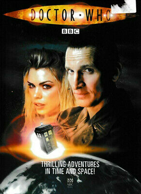BBC:Doctor Who HC Thrilling Adventurs In Time And space