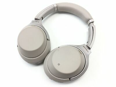 *AS-IS* Sony WH-1000XM3 Wireless Noise Canceling Headphones w/ Google Assist