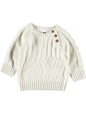 NEW BABY BERRY Baby Cable Knit Pullover by Best&Less