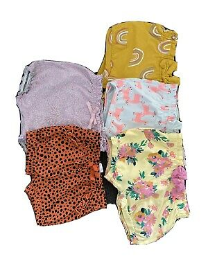 Baby Girl Shorts Bundle Size 0 6/12m In Brand New Condition
