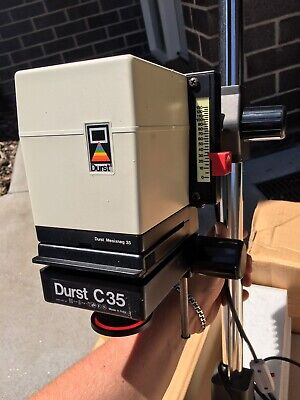 Perfect Cheap Colour Darkroom Photo Enlarger Durst C35 in Excellent Condition
