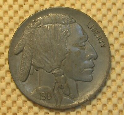 LARGE 77mls AMERICAN  1913 5 CENT FANTASY COIN