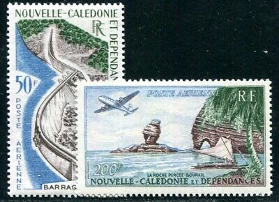 NOUVELLE CALEDONIE 1959 368-370 ** POSTFRISCH Yvert PA 70,72 TADELLOS (09737