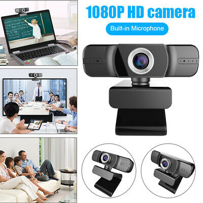 Digital USB Web Cam Camera HD 1080P Video Calling Teleconference Camera For PC