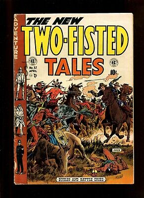 Two Fisted Tales (3.5) Action 1954
