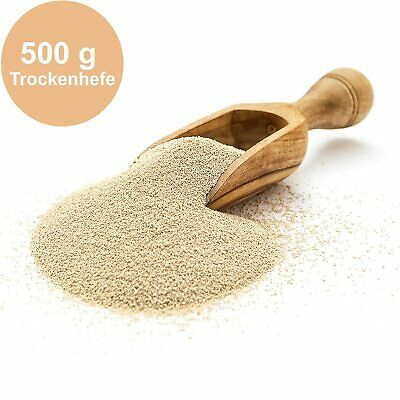 Trockenhefe 500 g - Instant Backhefe Hefe Bäckerhefe Backen Kuchen 0,5 kg