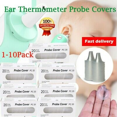 Ear Thermometer Cover Lens Filters Probe Cover Caps For Braun Thermoscan