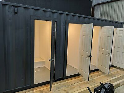 20ft Container Shower, Price Includes Delivery in Austin