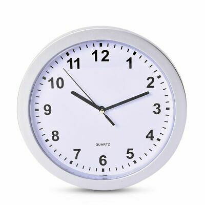 TJC Home Decor Round Wall Clock with Three Hidden Compartments Size 23.50 cm