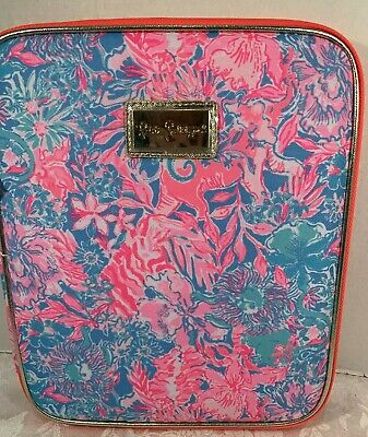Lilly Pulitzer Zip Folio Featured in Viva La Lilly Pattern Retail $42.00 NWT (2)