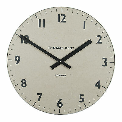 NEW 51cm Wharf Wall Clock Sandstone - Thomas Kent,Clocks