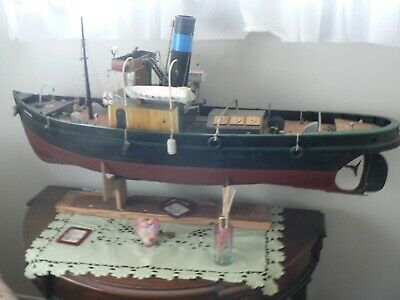 large model tugboat,newcastle, the champion..1400l 600h great condition...