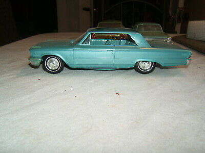 1963 ford galaxie xl car automobile auto promo dealership show room sampler vtg