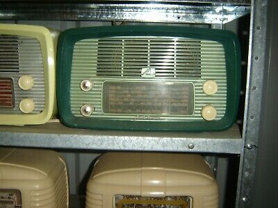 Hmv Radio Model 62-52 Working--