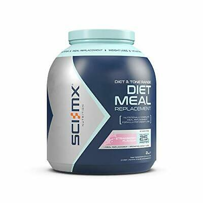 SCI-MX Nutrition Diet Meal Replacement, Protein Powder Meal Shake, 2 kg,