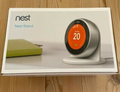 Nest Stand AT3000GB for learning thermostat 3rd generation NEW